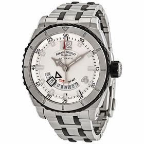 Armand Nicolet A713BGN-AG-MA4710GN S05-3 Mens Automatic Watch
