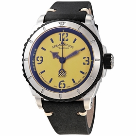 Armand Nicolet A713PGN-VN-PK4140NR S05-3 Mens Automatic Watch