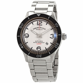 Armand Nicolet A890ANA-AG-M2890A M02-4 Mens Automatic Watch