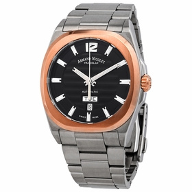 Armand Nicolet D650AAA-NR-MA4650AA J09-2 Mens Automatic Watch