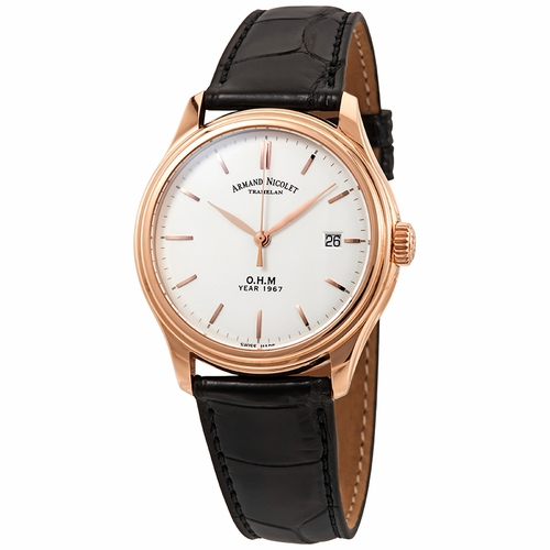 Armand Nicolet S780AAA-AS-PI0780NA L15 Mens Automatic Watch
