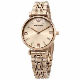 Armani AR11059 Gianni T-Bar Ladies Quartz Watch