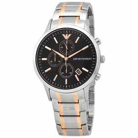 Emporio Armani AR11165 Renato Mens Chronograph Quartz Watch