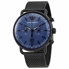 Armani AR11201  Mens Chronograph Quartz Watch