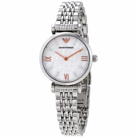 Armani AR11204 Gianni T-Bar Ladies Quartz Watch