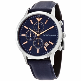 Emporio Armani AR11216 Renato Mens Chronograph Quartz Watch