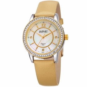 August Steiner AS8227GLD  Ladies Quartz Watch