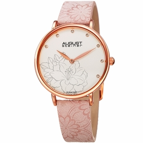 August Steiner AS8242BL  Ladies Quartz Watch