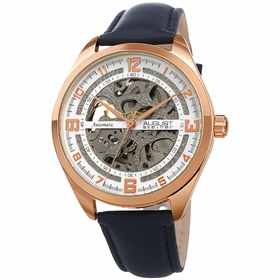 August Steiner AS8264RGBU  Mens Automatic Watch