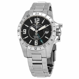Ball GM2098C-SCAJ-BK Engineer Hydrocarbon Magnate Gmt Mens Automatic Watch