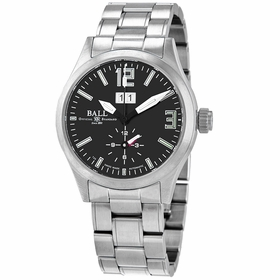 Ball GM2286C-S6J-BK Engineer Master II Voyager Mens Automatic Watch