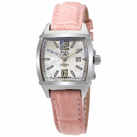 Ball NL1068D-L3AJ-PK Conductor Transcendent Pearl Ladies Automatic Watch