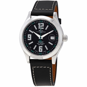 Ball NM1020C-L4-BK Engineer II Mens Automatic Watch