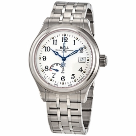 Ball NM1056D-S1J-WH Trainmaster  Automatic Watch