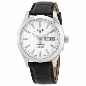 Ball NM2026C-LCJ-WH Engineer II Chronometer Mens Automatic Watch