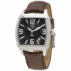Ball NM2068D-LAJ-BK Conductor Transcendent II Mens Automatic Watch