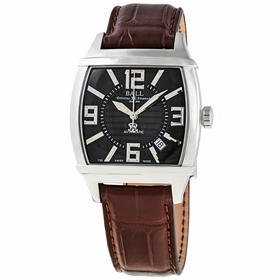 Ball NM2068D-LAJ-BKBR Conductor Transcendent II Mens Automatic Watch