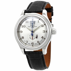 Ball PM1058D-L1J-SL Train Cleveland Mens Automatic Watch