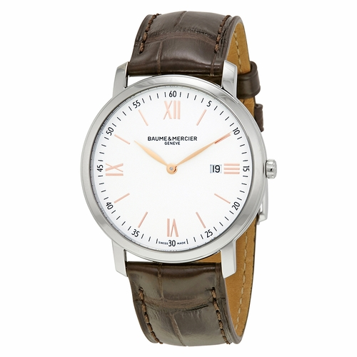 Baume et Mercier 10181 Classima Mens Quartz Watch