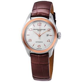 Baume et Mercier 10208 Clifton Ladies Automatic Watch