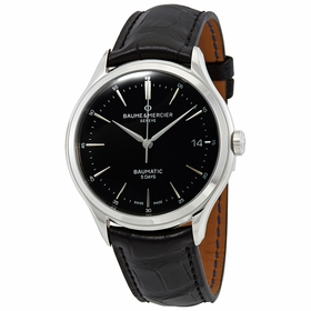 Baume et Mercier 10399 Clifton Baumatic Mens Automatic Watch