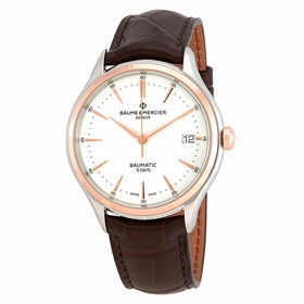 Baume et Mercier 10401 Clifton Baumatic Mens Automatic Watch