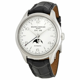 Baume et Mercier 10450 Clifton Mens Automatic Watch