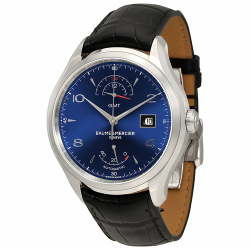 Baume et Mercier M0A10316 Clifton GMT Mens Automatic Watch