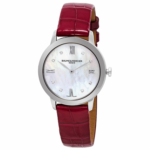 Baume et Mercier MOA10325 Classima Ladies Quartz Watch