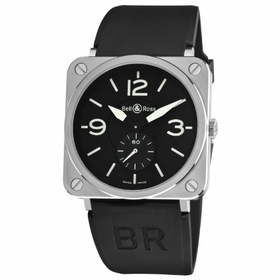 Bell and Ross BR S STEEL BRS Ladies Quartz Watch