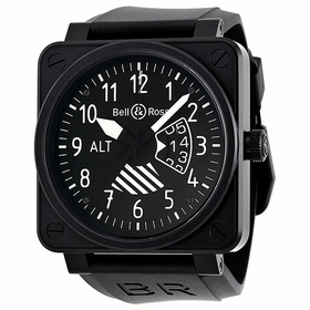 Bell and Ross BR0196-ALTIMETER Big Date Altimeter Mens Automatic Watch