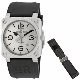 Bell and Ross BR0392-GBL-ST/SRB Automatic Watch