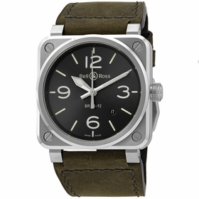 Bell and Ross BR0392-GC3-ST/SCA  Mens Automatic Watch