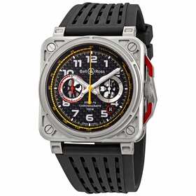 Bell and Ross BR0394-RS18 Avaition Limted Edition Mens Chronograph Automatic Watch
