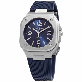 Bell and Ross BR05A-BLU-ST/SR BR05 Mens Automatic Watch