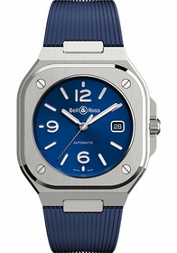 Bell and Ross BR05A-BLU-ST/SRB  Mens Automatic Watch
