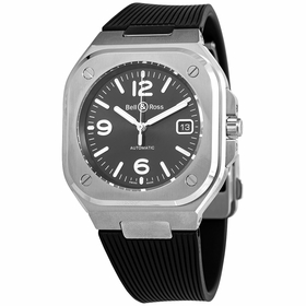 Bell and Ross BR05A-GR-ST/SRB BR 05 Mens Automatic Watch