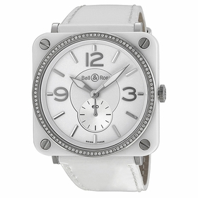Bell and Ross BRS-98-WCS Aviation Ladies Quartz Watch