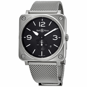 Bell and Ross BRS-BLC-ST/SST  Mens Quartz Watch