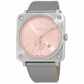 Bell and Ross BRS-PK-ST/SCA Novarosa Ladies Quartz Watch