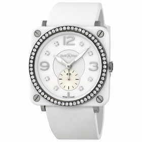 Bell and Ross BRS-WH-CES-LGD/SRB  Ladies Quartz Watch