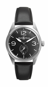 Bell and Ross BRV123-BL-ST/SCA/2 Vintage Mens Automatic Watch