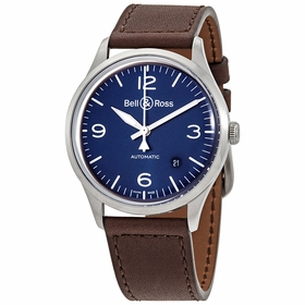 Bell and Ross BRV192-BLU-ST/SCA  Mens Automatic Watch