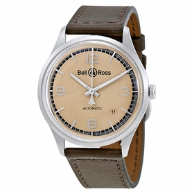 Bell and Ross BRV1925-BT-ST/SCA Bellytanker Mens Automatic Watch