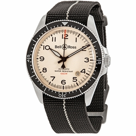 Bell and Ross BRV292-BEI-ST/SF  Mens Automatic Watch