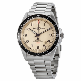 Bell and Ross BRV292-BEI-ST-STT  Mens Automatic Watch