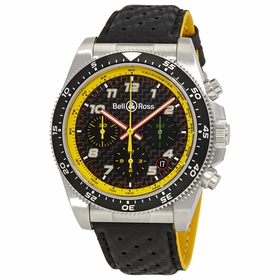 Bell and Ross BRV394-RS19/SCA Vintage Renault Sport Mens Chronograph Automatic Watch