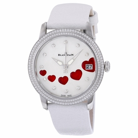 Blancpain 3400-4554-58B Ultraplate Saint Valentin 2013 Ladies Automatic Watch