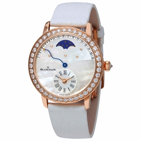 Blancpain 3653-2954-58B  Ladies Automatic Watch