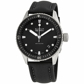 Blancpain 5000-1110-B52A Fifty Fathoms Bathyscahpe Mens Automatic Watch
